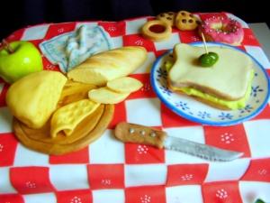 Torta de Picnic