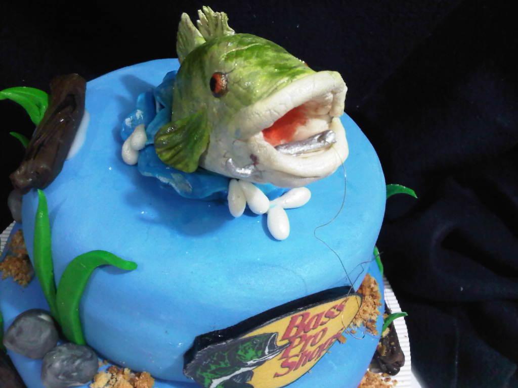 Bass Pro Shop Cakes